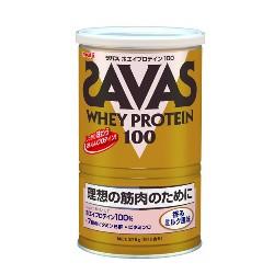 ザバス ホエイプロテイン100 香るミルク風味 3...