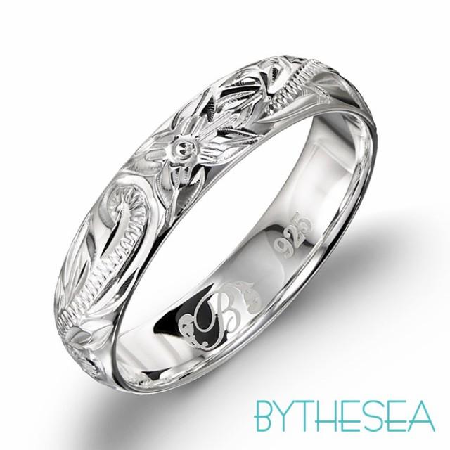 ハワイアンジュエリー リング 指輪 メンズ レディ...