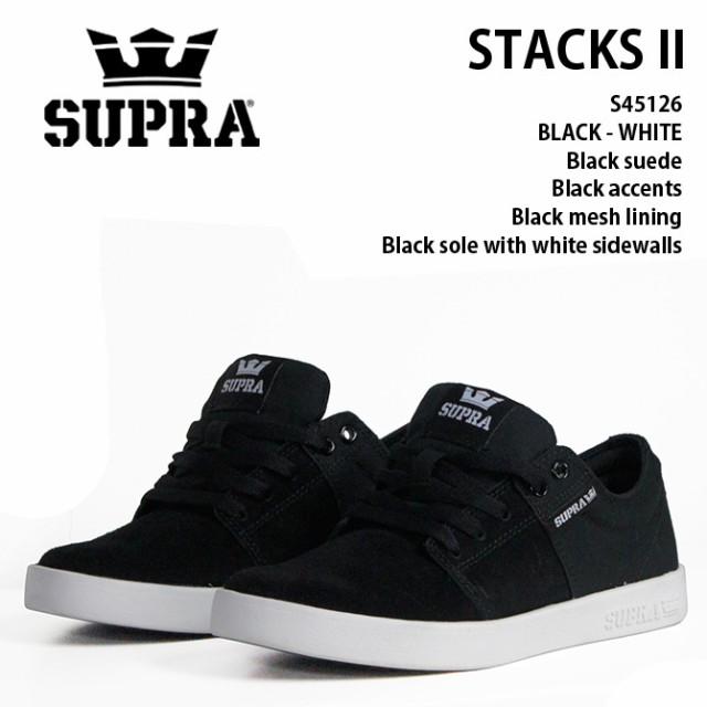 【半額セール/50%オフ】SUPRA(スープラ) STACKS2...
