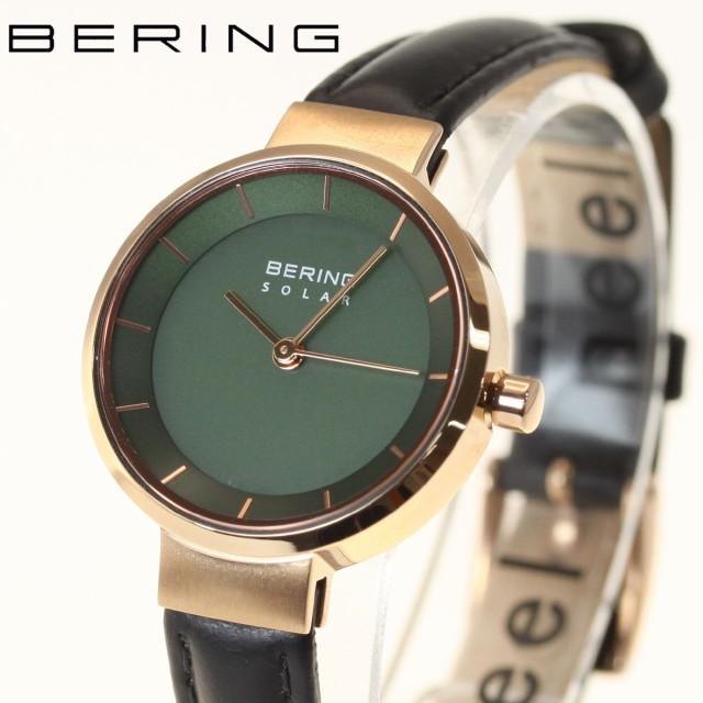 ベーリング BERING ソーラー 日本限定モデル 腕時...