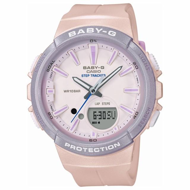 BABY-G ベビーG 時計 レディース ピンク カシオ babyg BGS-100SC-4AJF