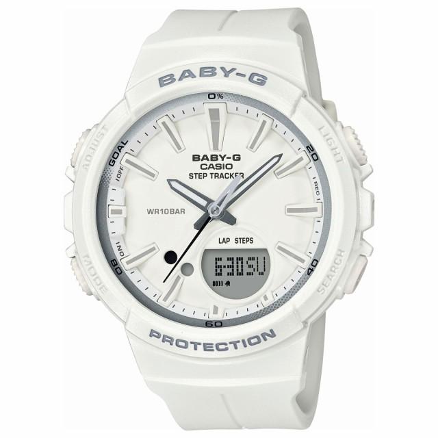 BABY-G ベビーG 時計 レディース ホワイト 白 カ...