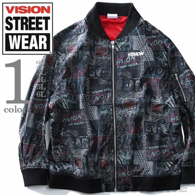 【大きいサイズ】【メンズ】VISION STREET WEAR ...