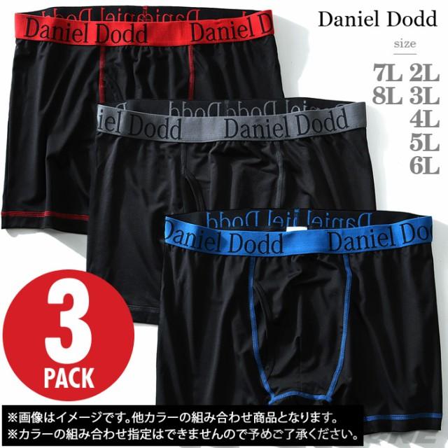 【大きいサイズ】【メンズ】DANIEL DODD カラース...