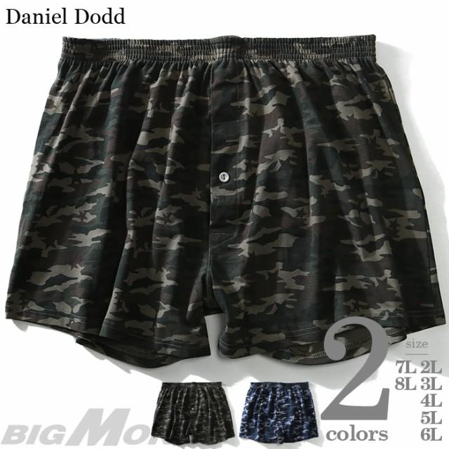 【大きいサイズ】【メンズ】DANIEL DODD 迷彩柄ニ...