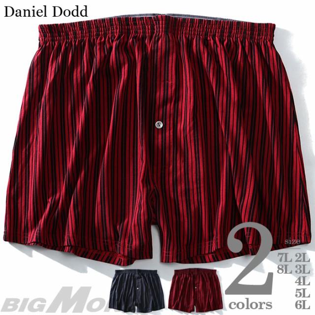 【大きいサイズ】【メンズ】DANIEL DODD ストライ...