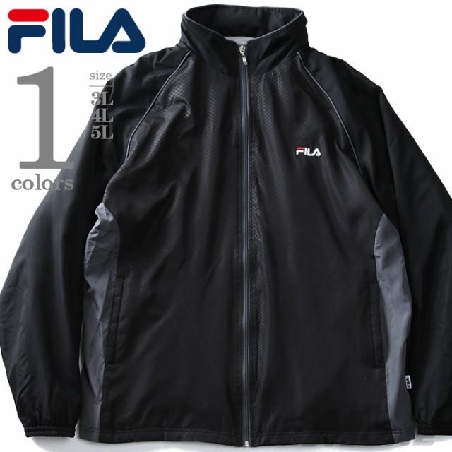 【大きいサイズ】【メンズ】FILA(フィラ) 裏フリ...