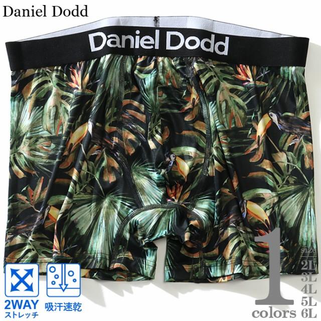 大きいサイズ メンズ DANIEL DODD 吸汗速乾 スト...