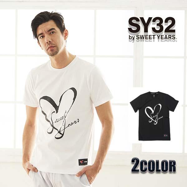 メール便送料無料 SY32 by SWEET YEARS Tシャツ ...