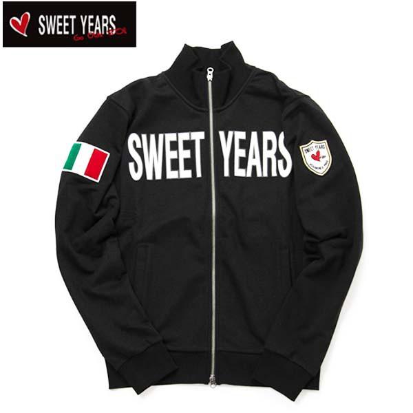 SWEET YEARS トラックジャケット メンズ スィート...