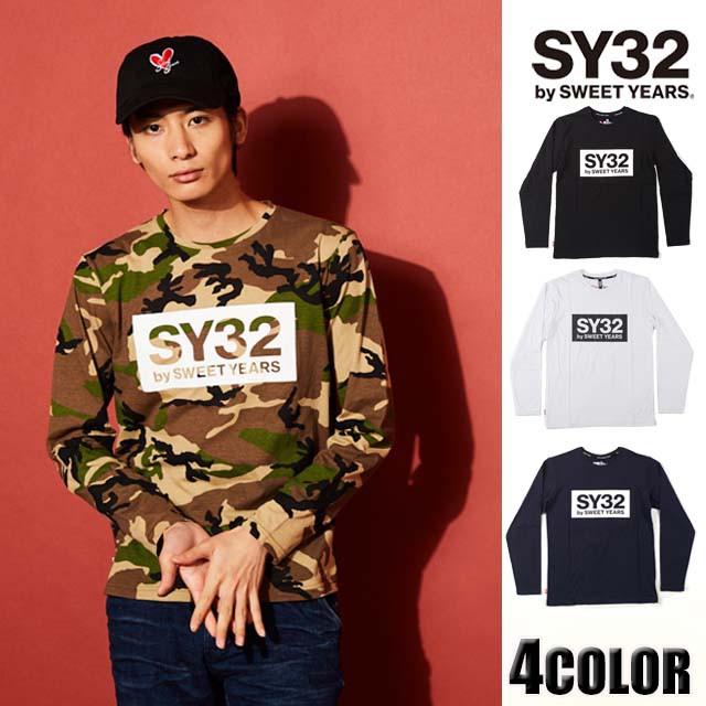 メール便送料無料 SY32 by SWEET YEARS ロンt メ...