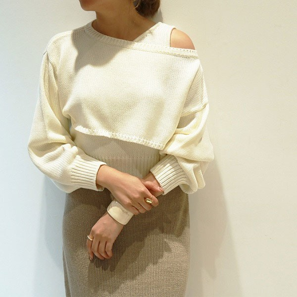 トゥデイフル TODAYFUL 通販 Wool Ensemble Knit ...