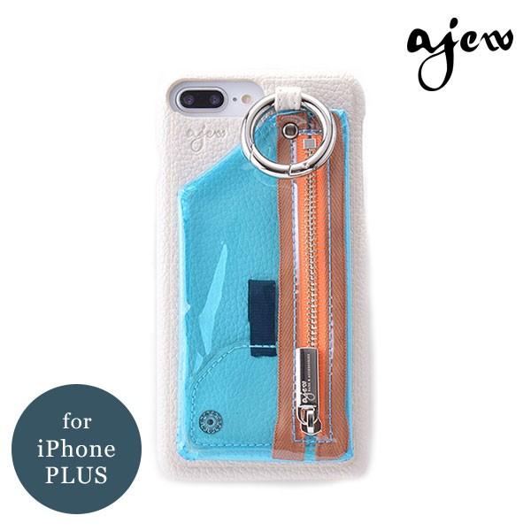 エジュー Ajew ajew PVC zipphone case iphone6pl...
