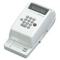 コクヨ 電子チェックライター 印字桁数 8桁 IS-E2...