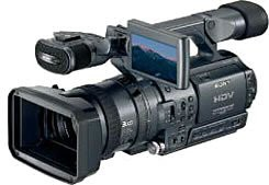 ソニー SONY HDR-FX1 デジタルHDビデオカメラレコ...