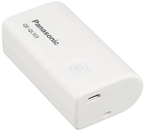 パナソニック モバイルバッテリー 2,900mAh USB...