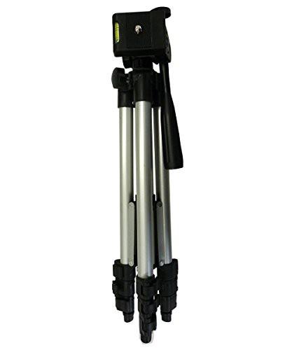 PAUHANA 水準器搭載 4段伸縮レバーロック式 軽量...