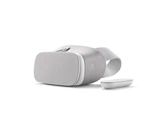 Google Daydream View - VR Headset (Snow)(米国...