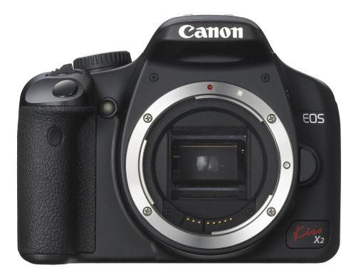 Canon デジタル一眼レフカメラ EOS Kiss X2 ボデ...