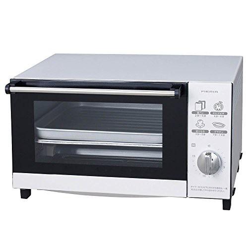 ピエリア ビッグオーブントースター 1200W 4枚焼...