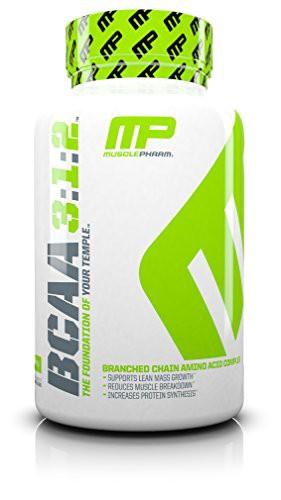 Muscle Pharm マッスルファーム BCAA3:1:2 240 ...