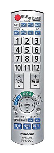 パナソニック 液晶テレビ用リモコン RP-RM202-S(...