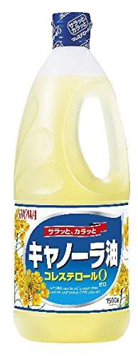 昭和 キャノーラサラダ油 1500g