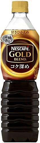 ネスカフェ ゴールドブレンド コク深め ボトルコ...