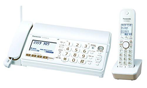 パナソニック デジタルコードレスFAX  1.9GHz DEC...