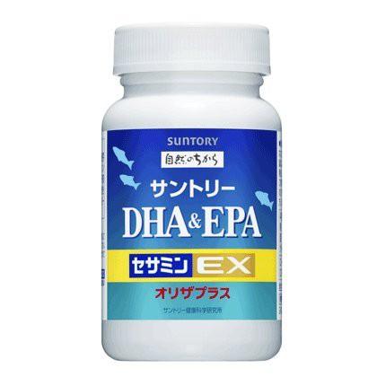 サントリー DHA&EPA+セサミンEX 24...