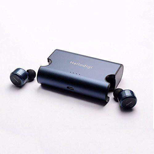 Hellodigi HD20 Bluetooth イヤホン 高音質 スポ...