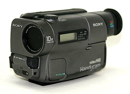 SONY ソニー CCD-TR3 Hi8/8mmビデオカメラレコ...