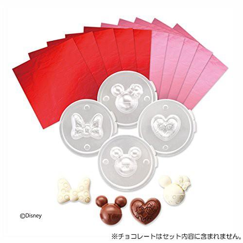 くるくるチョコレート工場 ミッキー&ミニー チョ...
