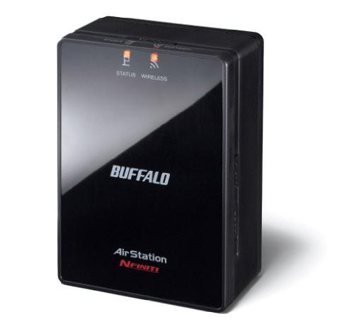 BUFFALO ネットワーク対応家電用 ワイヤレスユニ...