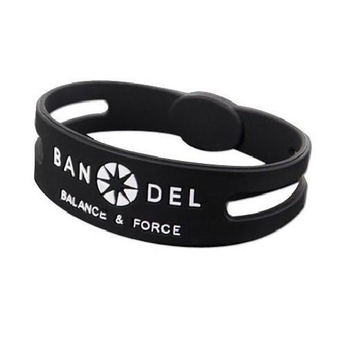 BANDEL(バンデル) ブレスレット ブラックL 19cm