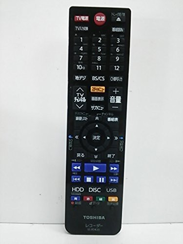 REGZA DBR-Z420・DBR-Z410用リモコン SE-R0435