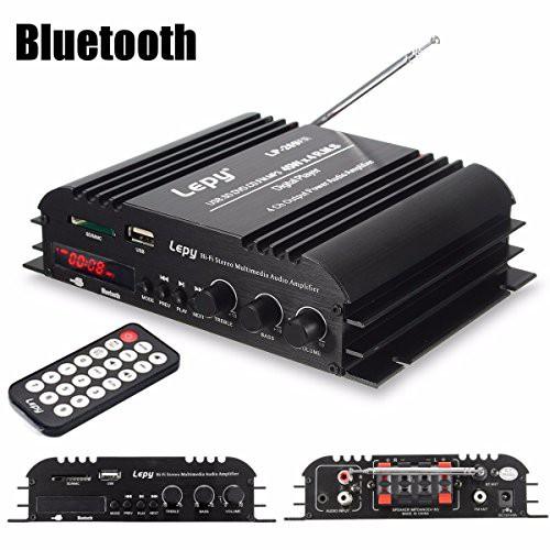 ELEGIANT 高品質 重低音 4チャンネルHi-Fi ステ...