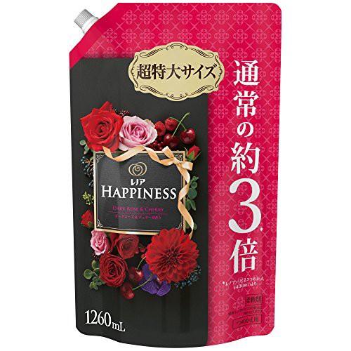 【大容量】 レノア ハピネス 柔軟剤 ダークローズ...