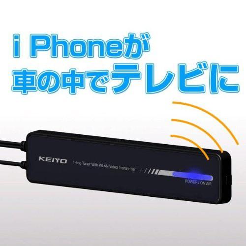 ケイヨウ(KEIYO) ワイヤレスLANチューナー(ワンセ...