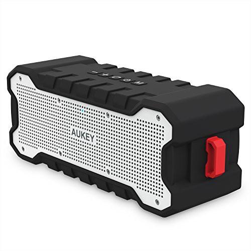 AUKEY Bluetooth スピーカー ワイヤレス 防水スピ...
