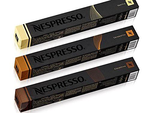 NESPRESSO ネスプレッソコーヒー フレーバータイ...