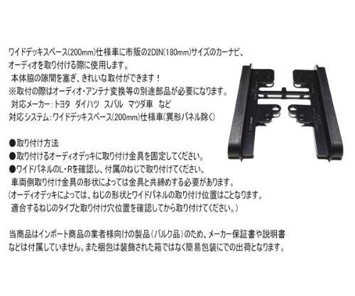 《P0-2》◆ オーディオパネル (サイドパネル)左...