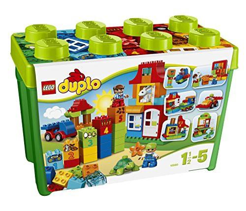 レゴ (LEGO) デュプロ みどりのコンテナスーパー...
