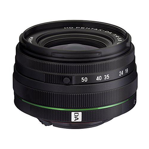 PENTAX 標準ズームレンズ HD PENTAX-DA18-50mm 4-...