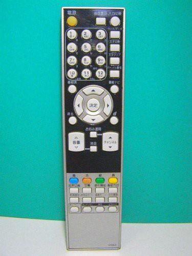 フナイ 液晶テレビリモコン NF008JD(中古品)