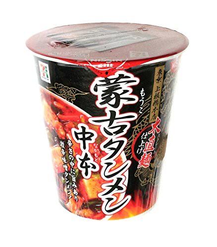日清 蒙古タンメン中本 太直麺仕上げ 118g...