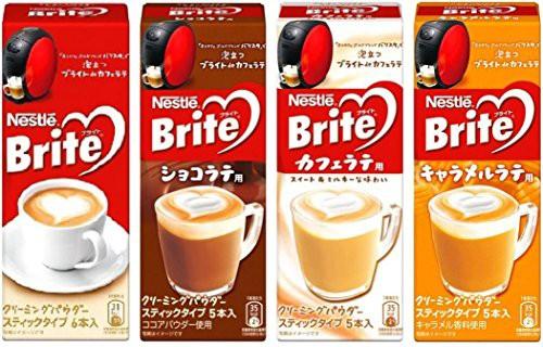 Nestle Brite ネスレ ブライト 4種セット<ブライ...