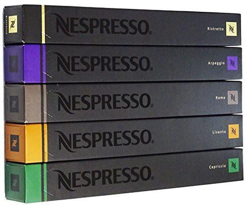 NESPRESSO ネスプレッソコーヒー スムーズ 5タイ...