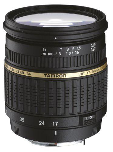 TAMRON 大口径ズームレンズ SP AF17-50mm F2.8 XR...