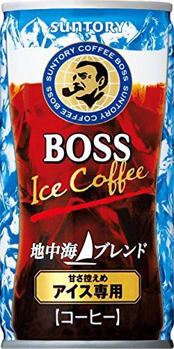 サントリー コーヒー ボス 地中海ブレンド185g缶...